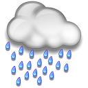 Light Rain Showers